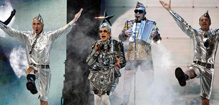 weird eurovision, eurovision flashback