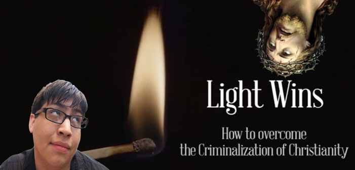 overcome the criminalization of christianity