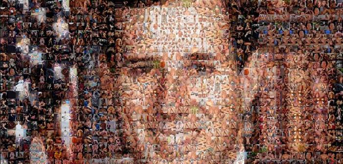 UAU! Uma Foto de Rick Santorum Feita Inteiramente de Pornô Gay (NSFW)