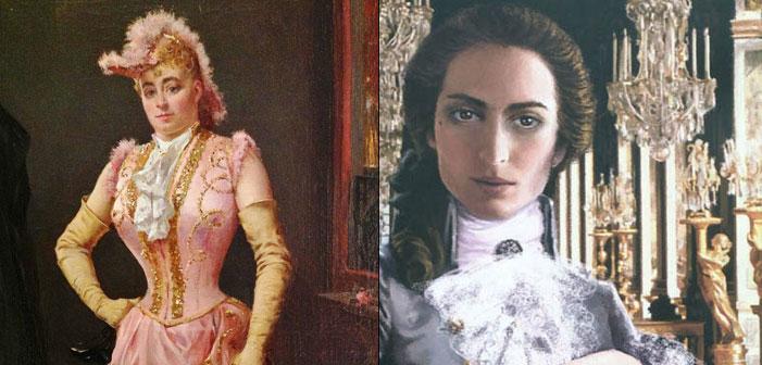 Познакомьтесь с Шевалье д'Эоном, французским трансгендерным шпионом XVII века