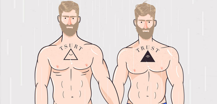 Artista Reimagina O Zodíaco Como 12 Lumbersexuais Sarados