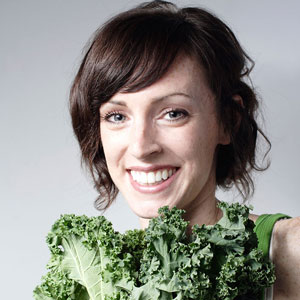 cooking, lies, gay blog, show, woman, funny, weird face, kale