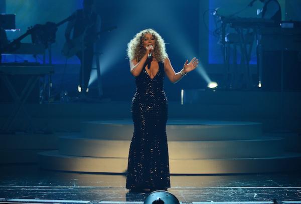 Mariah Carey, NYT, New York Times, Las Vegas, Mimi, #1 to Infinity