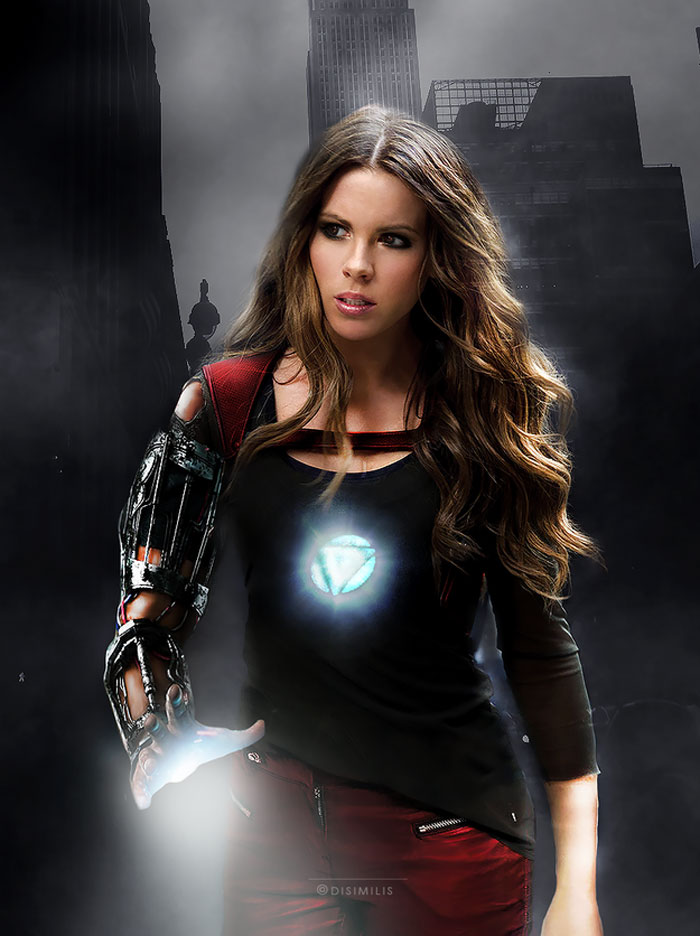Kate Beckinsale, avengers, gender swap, hawkeye, loki, black widow, iron man, the hulk, dr. bruce banner, thor, captain america, gay blog, tumblr, lgbt, queer, women, superheroes, marvel