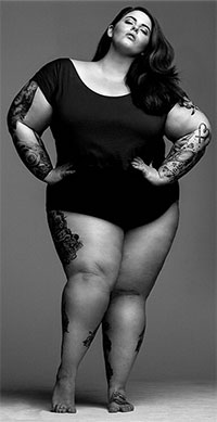 gay blog, lgbt, queer, Tess Holliday, Madeline Stuart, fat, plus size, downs syndrome