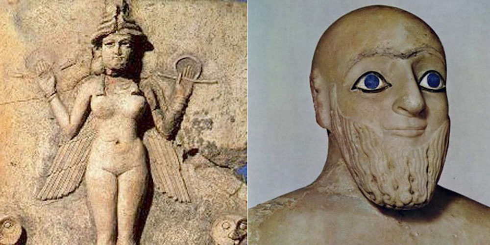 Sad Songs and Buttsex: The Gala Priests of Ancient Sumer