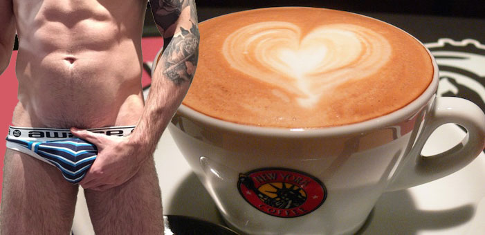 STUDY: Drinking Coffee Gives You Stronger Boners