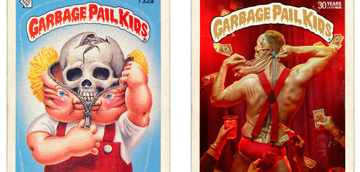 The Garbage Pail Kids Grew Up… Just Like The Rest Of Us