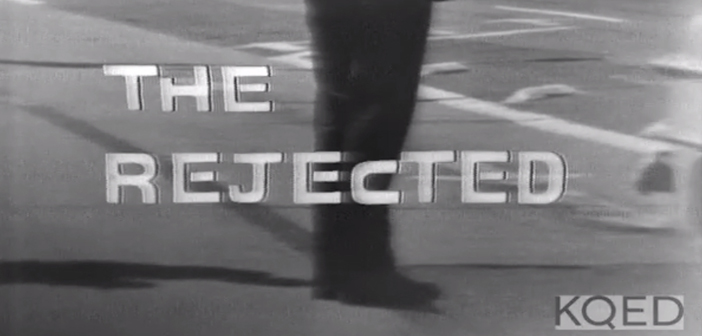 the rejected, gay men, tv show, 1961, special, program