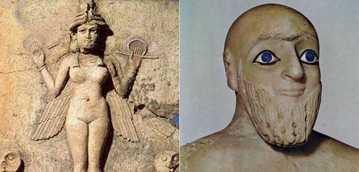 Canções Tristes e Sexo Anal: Os Padres Gala da Antiga Suméria