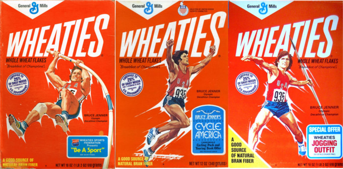 wheaties, caitlyn jenner, sports, trans
