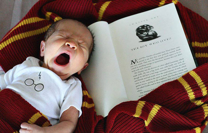 baby, superhero, comic book, famous, fantasy, photo, image, photograph, picture, cute, harry potter