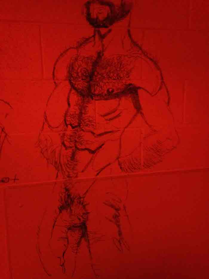 eagle, leather bar, dallas, bathroom, graffiti, art, smut, sex, dicks, cocks, blowjobs, gay blog, lgbt, queer