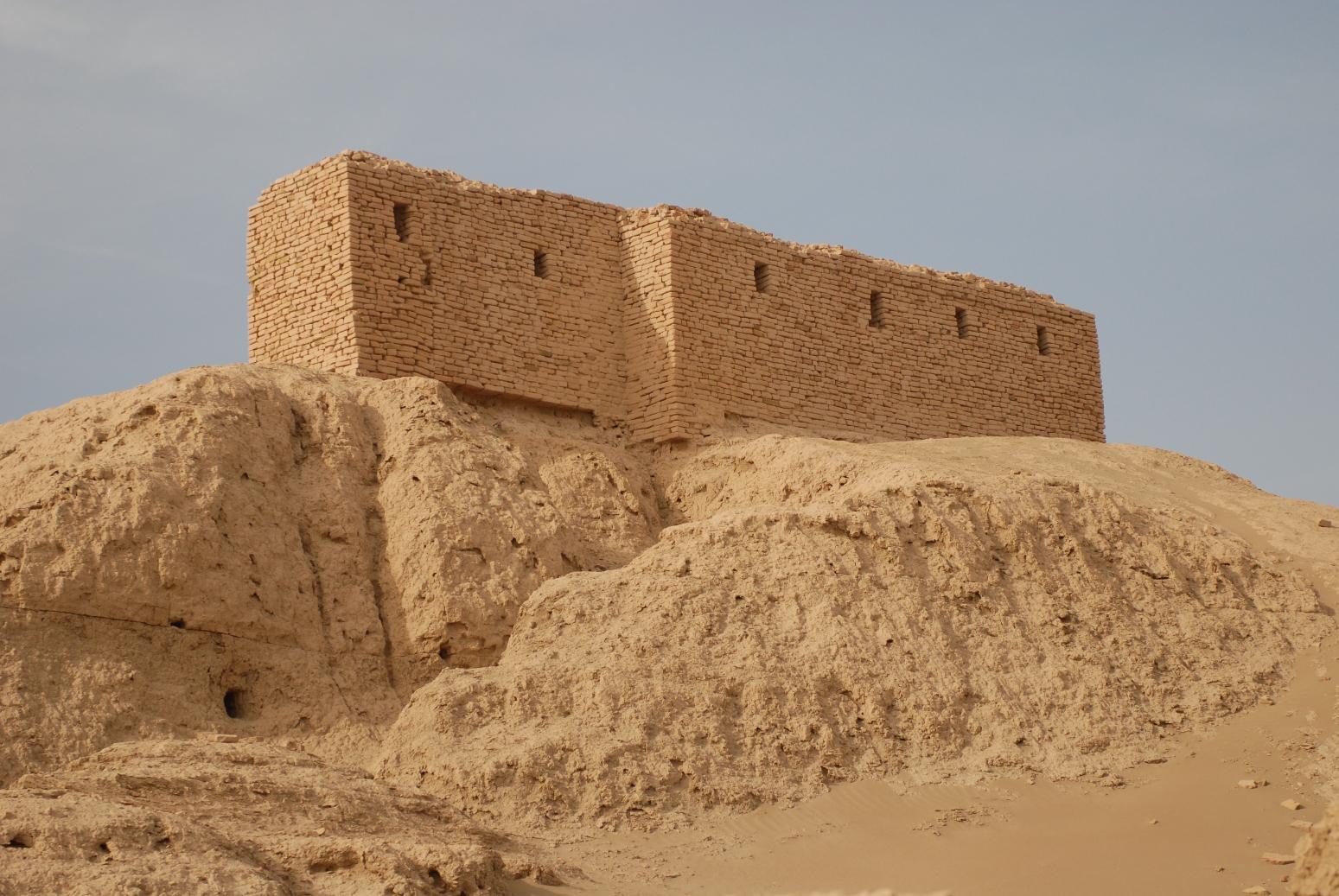 nippur ruins