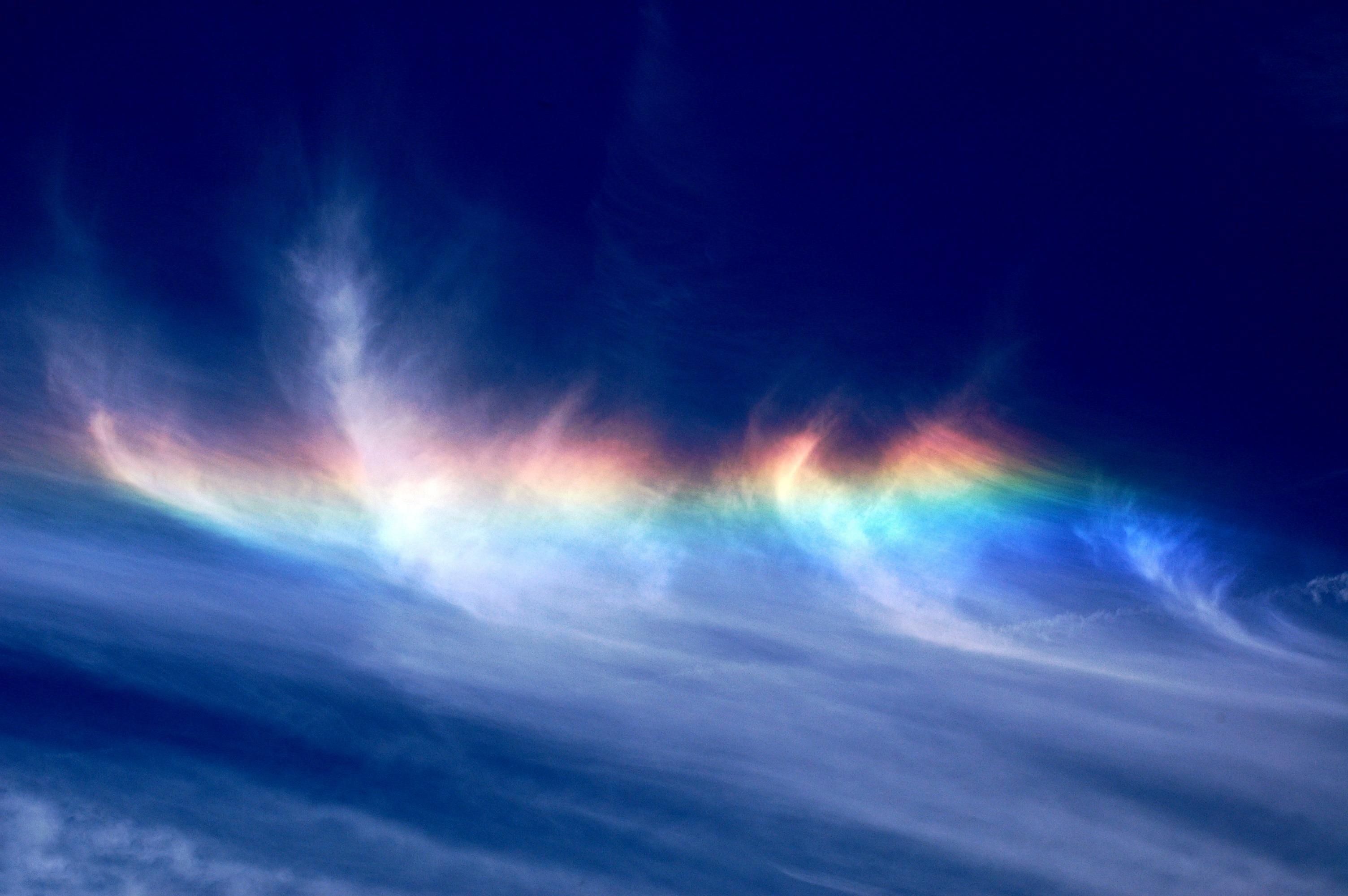 ФОТО: Огненная радуга — твоя новая самая любимая вещь на свете