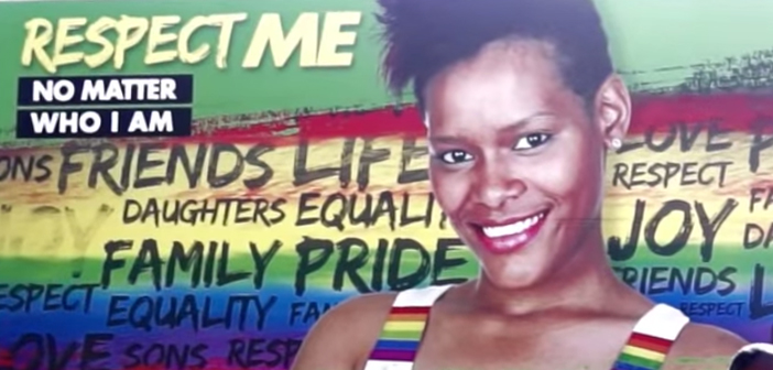 jamaica, gay, transgender, trans, black, rainbow, billboard