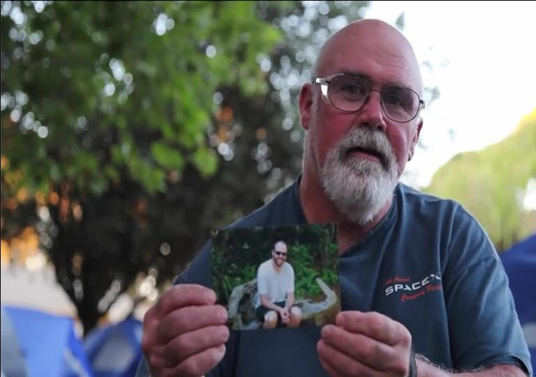 The Totally True Story Of A Father Who Biked Over 500 Miles For His HIV+ Son