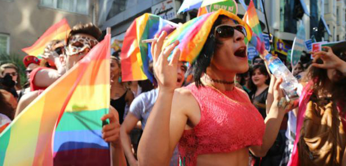 I Was at Turkey's Pride Parade During the Police Attack