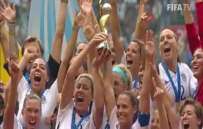 STUDY: Women's World Cup Soccer Success Correlates To National Gender Equality
