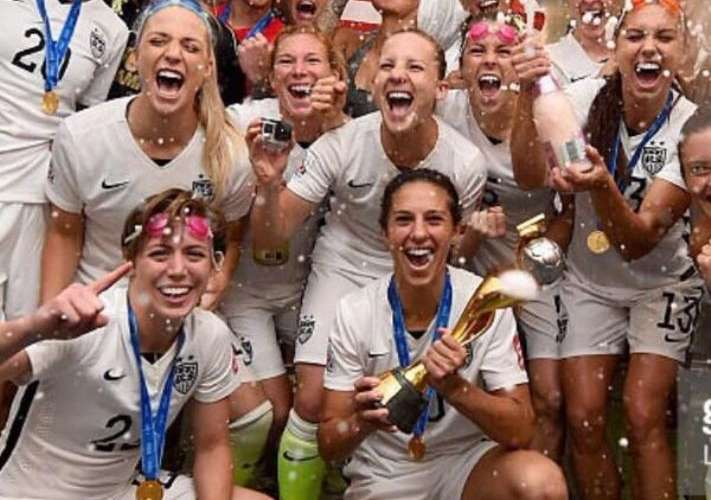 WHAT??! The US Women Made Less Money Than Men For Winning World Cup