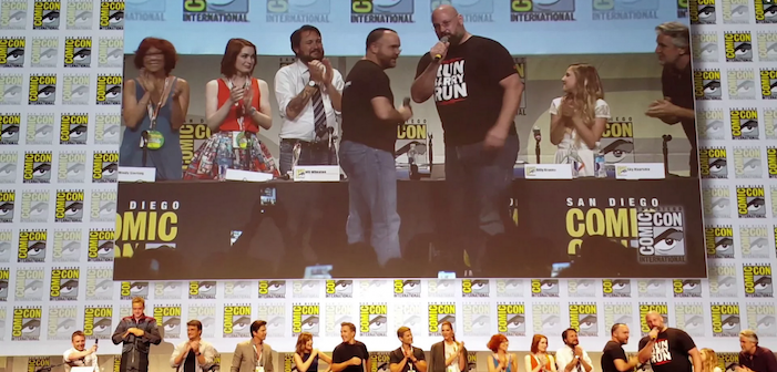 Love Blooms At San Diego Comic-Con: Gay Couple Engaged At Panel