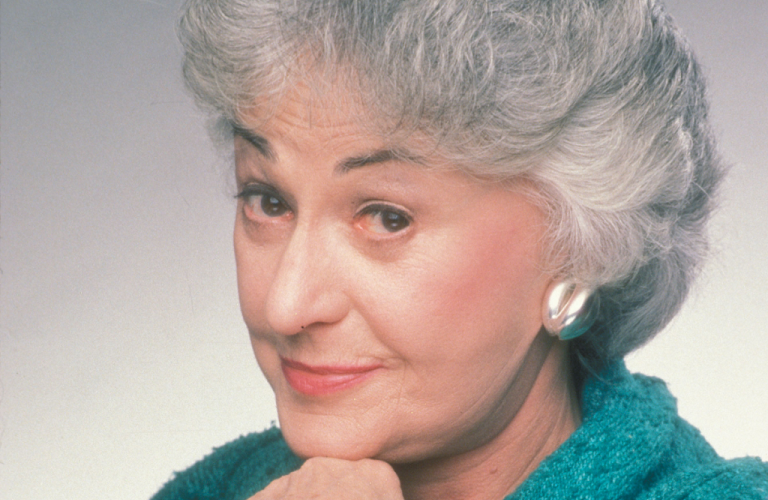 UPDATED: Bea Arthur's Homeless LGBT Youth Center Proves She's A Pal And A Confidant
