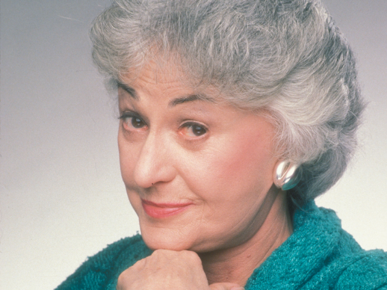 LGBT, Bea Arthur, Golden Girls, Homeless youth