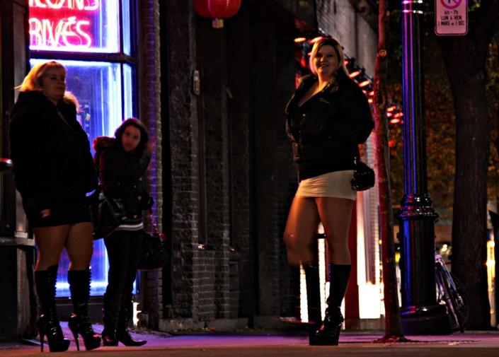 Hollywood Women Oppose Amnesty International's Plea For Decriminalized Sex Work