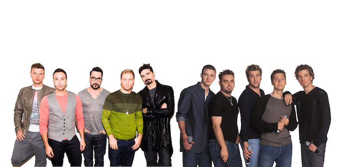 Qual É A Boy Band Mais Importante Dos Anos 90?: Backstreet Boys vs. N'Sync