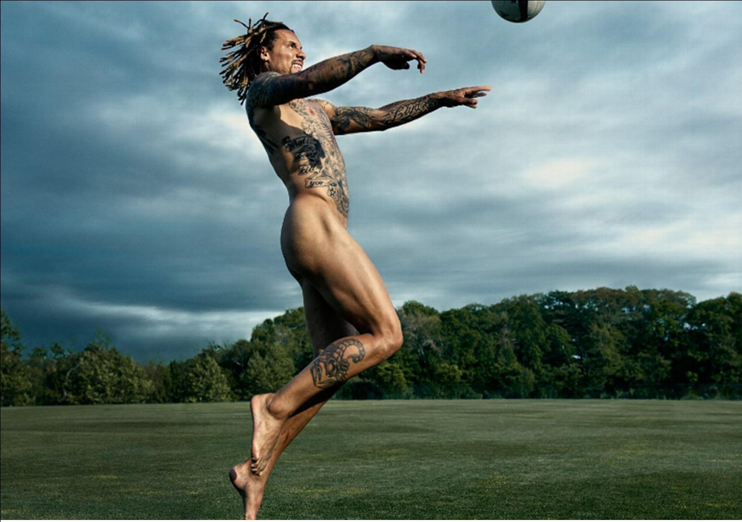 Sophy Holland -- Jermaine Jones