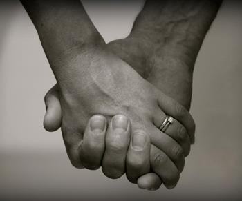 hands, marriage, love