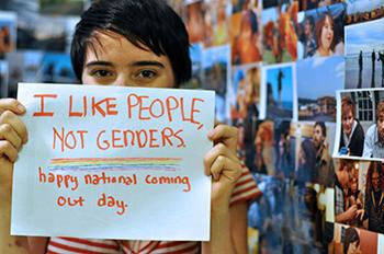 gender, bisexual, woman, gender