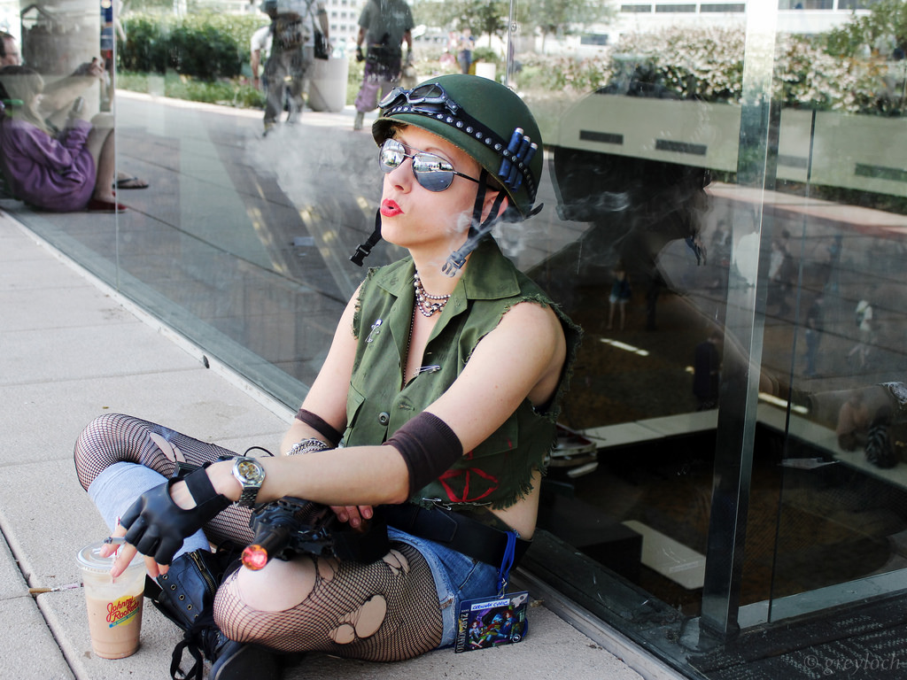 tank girl Jim H