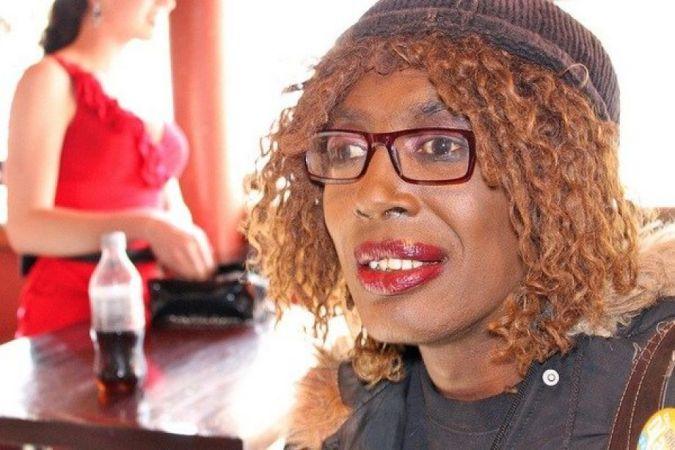 Jazzie Collins, LGBT