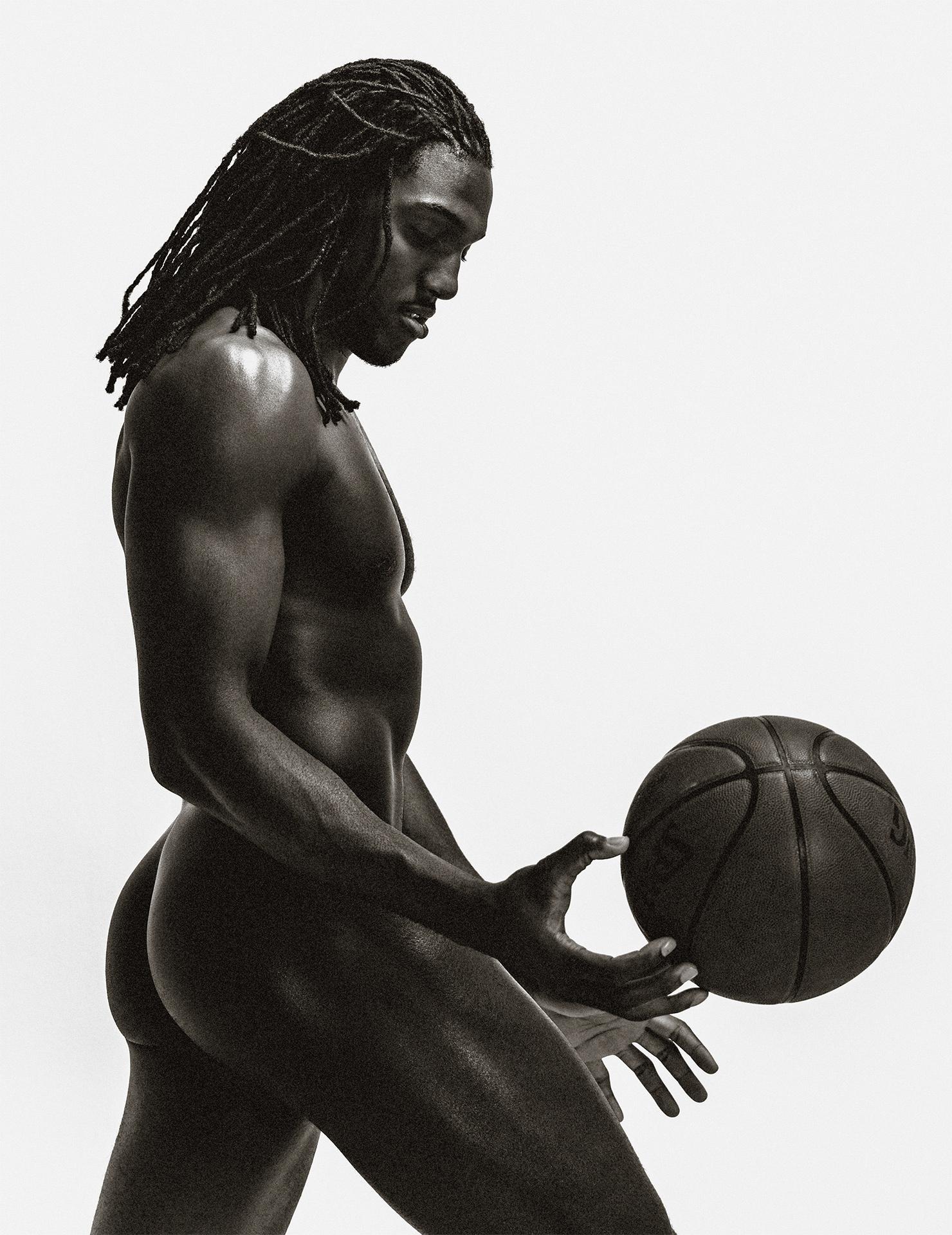 Kenneth Faried, ESPN Body Issue
