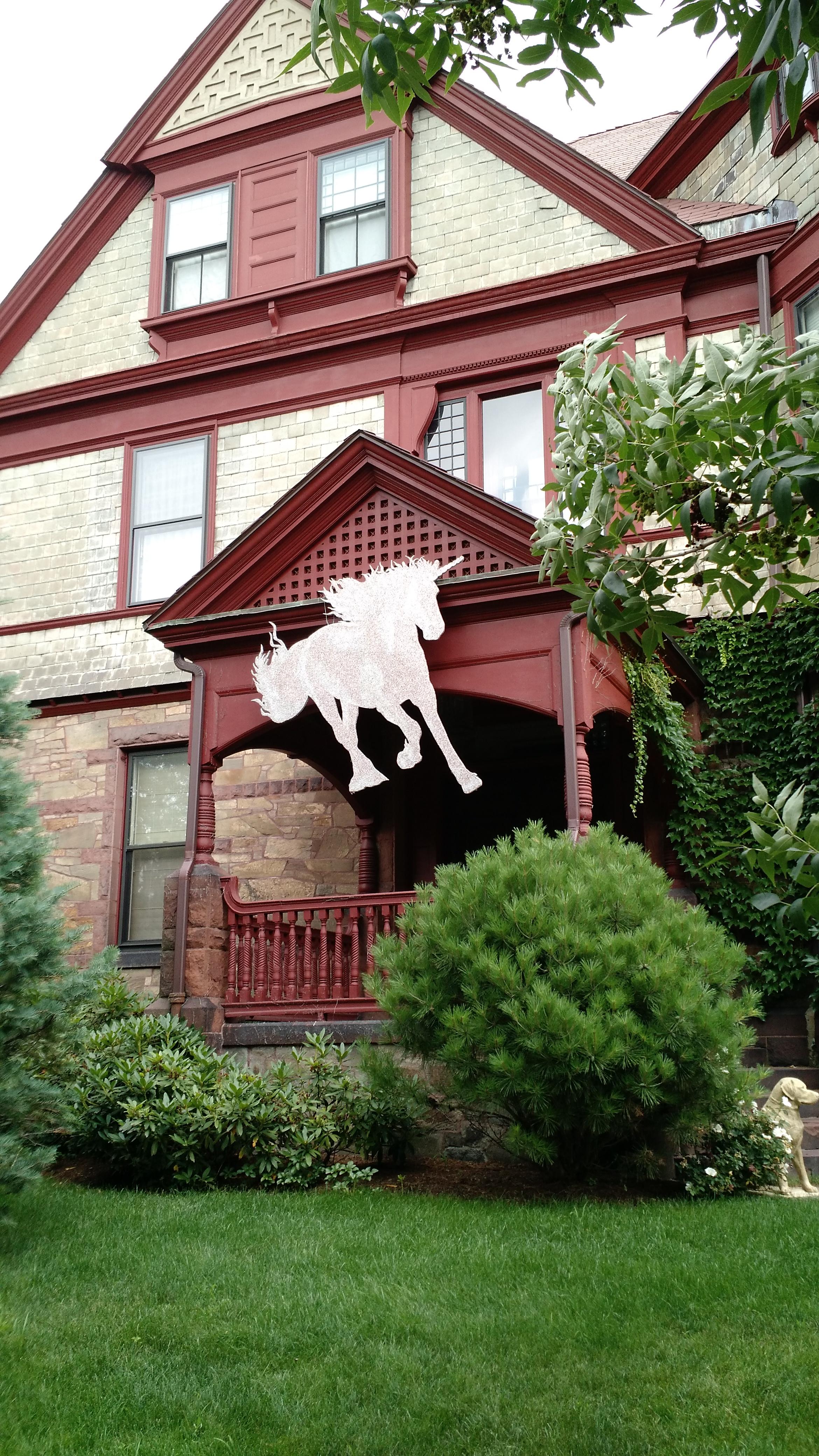 Unicorns In Residence, 2015