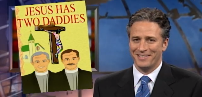 VIDEO: Top 10 LGBTQ Moments On The Daily Show With Jon Stewart