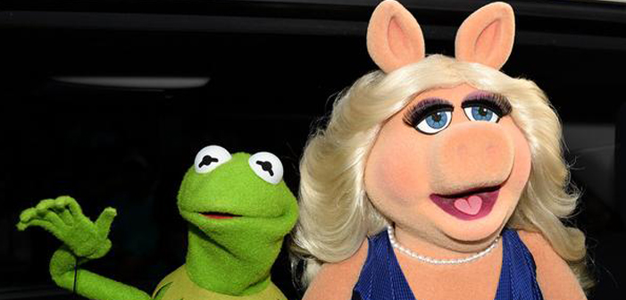 Kermit, Miss Piggy, The Muppets, breakup