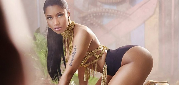 Nicki Minaj, Anaconda, VMAs, music video