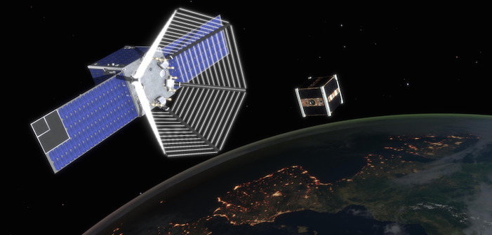 New Satellite Will Help Keep Space Cleaner Than Earth