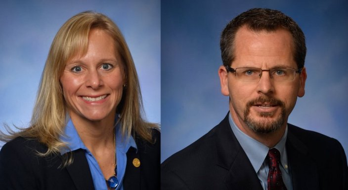 Anti-Gay Lawmaker Creates Bizarre Man On Man Tryst To Hide Affair