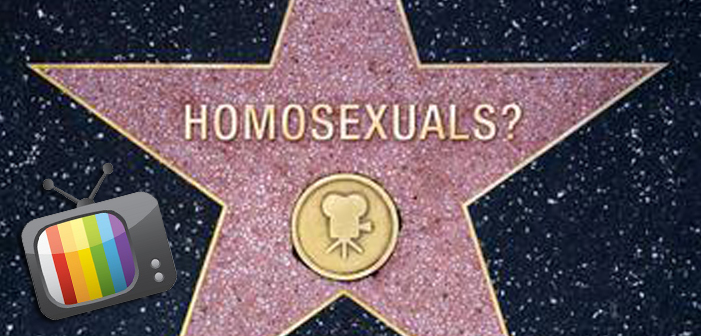 hollywood, walk of fame, homosexuals, gay, queer, lgbt, tv, television