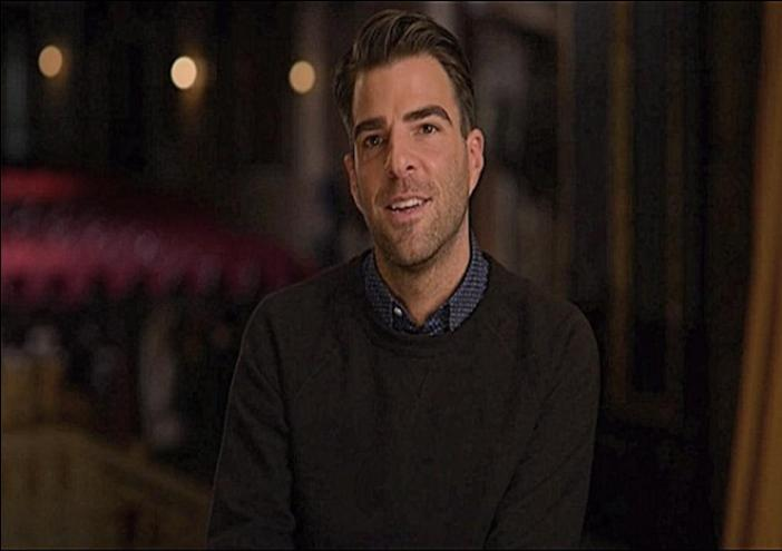 Zachary Quinto, HIV, AIDS