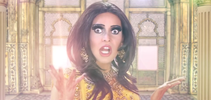 VIDEO: Gay Actor Ian McKellen Narrates Film About Muslim Drag Queens