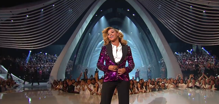 Beyonce 2011 MTV VMAs