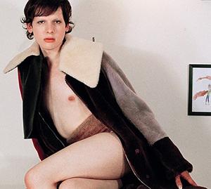 transgender, model, Hari Nef