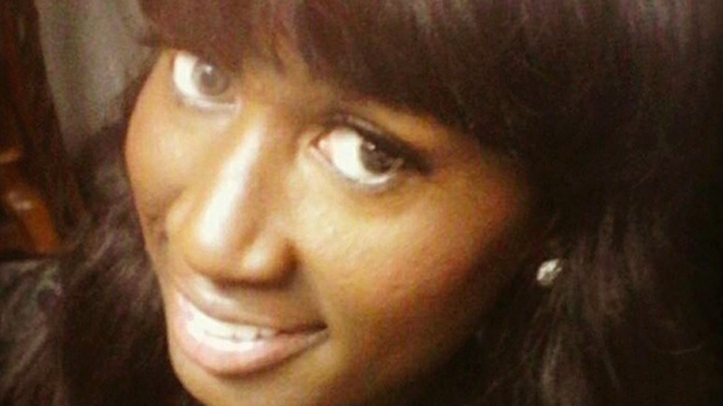India Clarke, Trans, murder