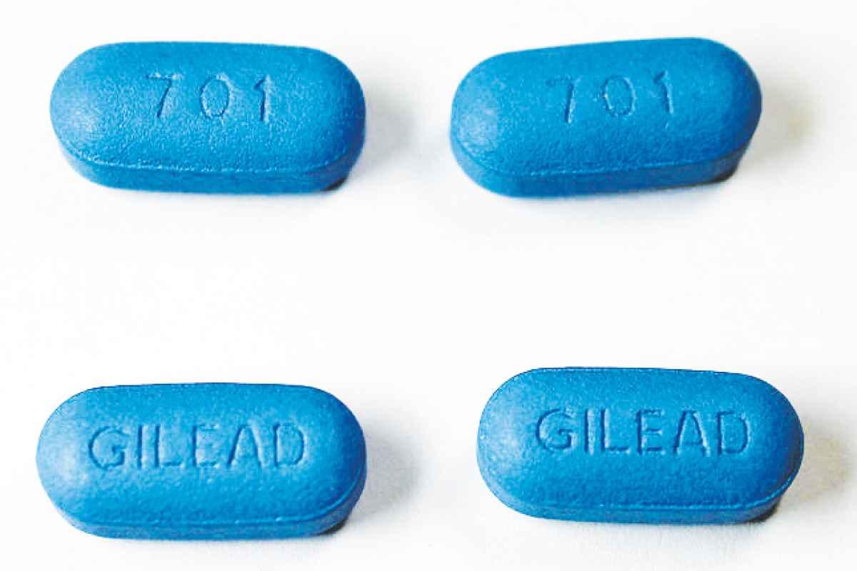 PrEP, Pill, HIV, AIDS