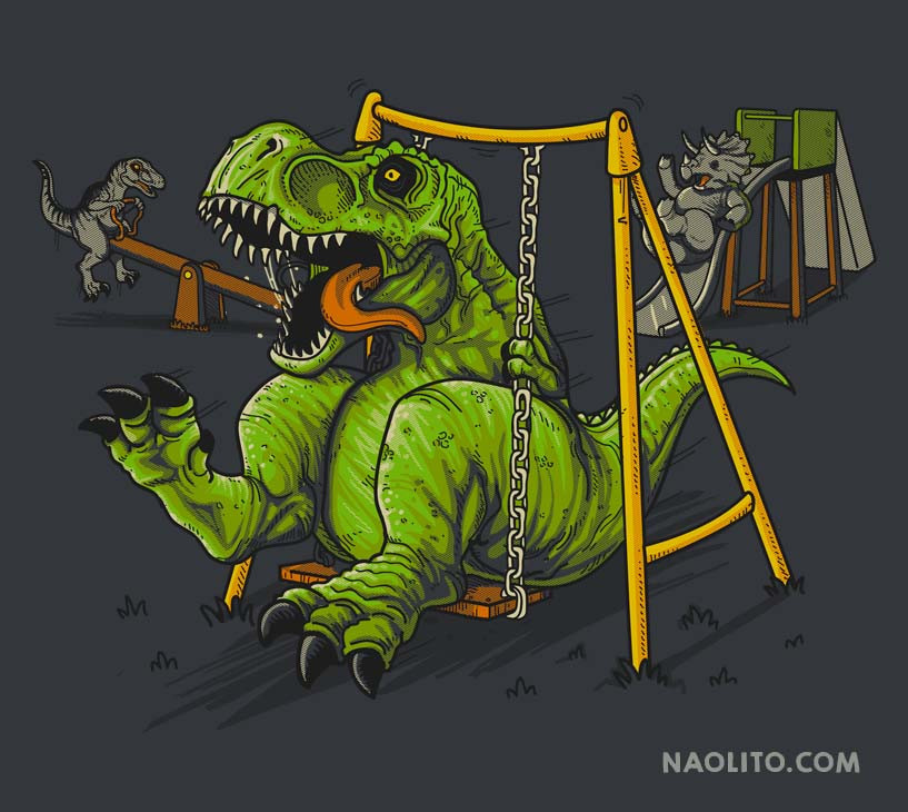 Naolito, Jurassic Park