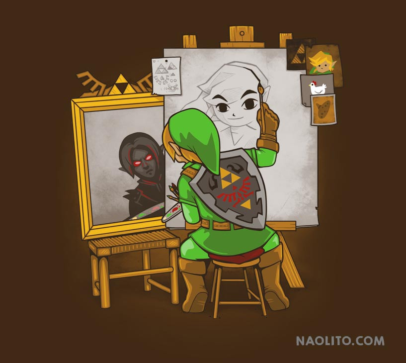 Naolito, Heroic Self Portrait